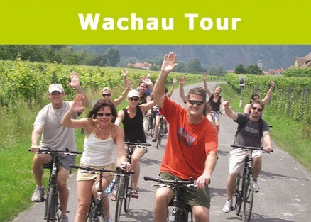 Wachau Winery Bike Tour