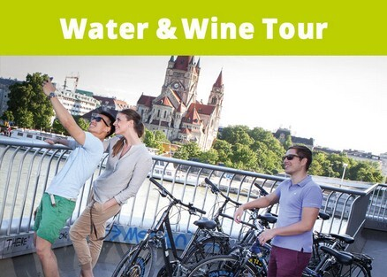 Water & Wine Bike Tour